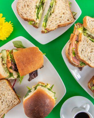 Tartine's Sandwich